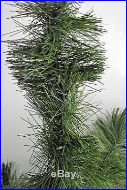 4' PRESTO PINE Green PREASSEMBLED Flame Retardant CHRISTMAS TREE, Stand & BOX