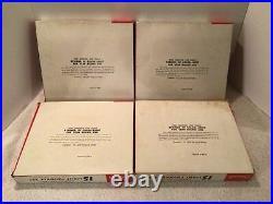 4 Vtg Grants/gem #514 (15) Light C7 Twinkle Indoor Christmas Tree Light Box Work