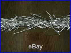 Aluminum Vintage Christmas Tree Consolidated Novelty 6 Ft 60 Branches