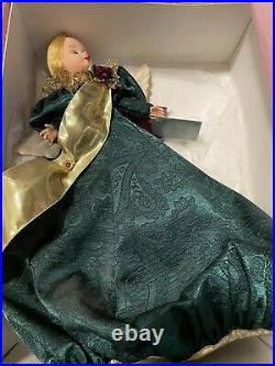 Madame Alexander Angel of Grace 10'' doll 80140 Christmas Tree Topper Rare