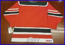 New Jersey Devils Vintage CCM NHL Hockey Jersey Christmas Tree