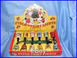 Pifco Vintage Christmas Tree Decoration Lights Bulbs Lamps Fairy Lights