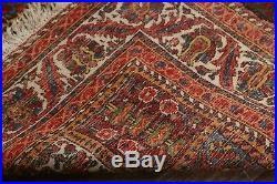 SALE Vintage Garden Design Christmas Tree Bakhtiari Oriental Area Rug Wool 5x10