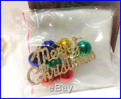 Sailor Moon S Christmas Tree RARE Official Bandai Vintage 1994 From Japan