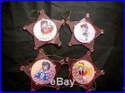 Sailor Moon Super S Christmas Tree RARE Vintage Made in Japan Japan