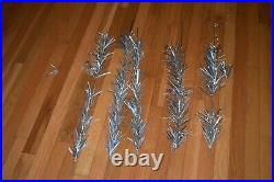 United States Silver Co. Aluminum 103 Branch Brilliant Christmas Tree Vintage