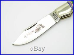 VTG 1980s PARKER SEIZO IMAI SEKI JAPAN CHRISTMAS TREE CLASP FOLDING POCKET KNIFE