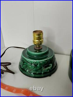 VTG Holiday Ceramic Christmas Tree Decanter Kentucky Whiskey Music Box Blow Mold
