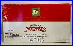 VTG Jim Henson's MUPPETS Christmas Ornaments Kurt Adler Kermit Piggy Tree Trim