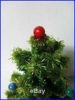 Vintage 10 Light C-6 Christmas Tree Horizontal Sockets for Matchless Stars