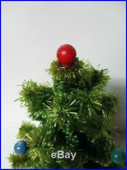 Vintage 10 Light C-6 Christmas Tree Horizontal Sockets for Matchless Stars #2