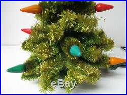 Vintage 10 Light C-6 Christmas Tree Horizontal Sockets for Matchless Stars #3
