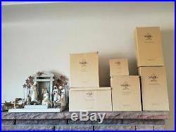 Vintage 18 piece Willow Tree Christmas Nativity Demdaco with CRECHE Original Boxes