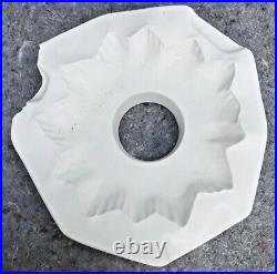 Vintage 1988 Doc Holliday Ceramic Slip Cast Mold Christmas Tree 726 NEW