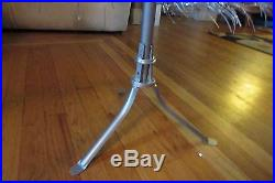 Vintage Aluminum Christmas Taper Tree 6.5 FT 91 Branch 4 size branches POM POM