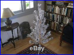 Vintage Aluminum Specialties 4ft Aluminum Christmas Tree withBox-Complete