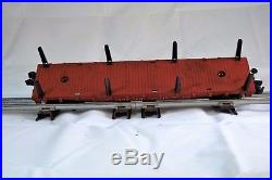 Vintage American flyer 24558 Canadian pacific Christmas Tree transport