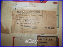 Vintage Bellastra 4' Artificial Silver Christmas Tree (Xmas) with Original Box