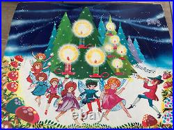 Vintage Boxed Pifco Fairy Candles No. 1281 Empire Made Xmas Tree Lights