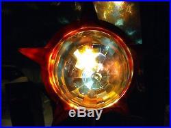Vintage Bradford Tree Topper - Celestial Lights - Christmas Motion Lamp