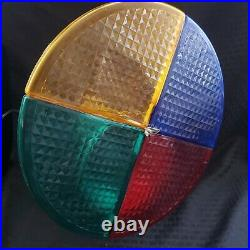 Vintage Color Wheel For Aluminum Christmas Tree