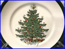 Vintage Cuthberston Original Christmas Tree China Set, 35 Pieces Total 151672
