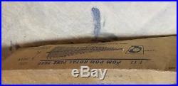 Vintage Mid Century 7ft Pom Pom Aluminum Christmas Tree famous keystone corp