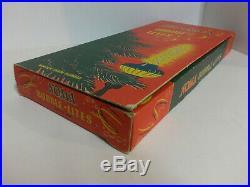 Vintage NOMA Bubble-Lites No 509 Christmas Tree Lights in Original NEAR MINT Box