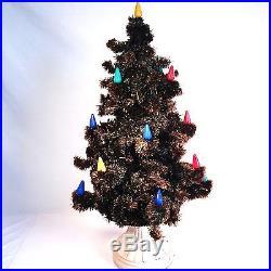 vintage noma 18 bubble light christmas tree - Bubble Lights Christmas Tree