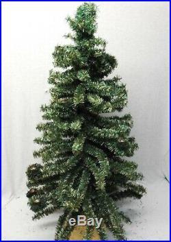Vintage Original 1950's Noma 13 Lights Bubble Christmas Tree s795