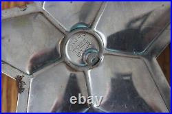 Vintage PROPP Christmas Tree Star tin metal Light holder topper Antique 1920s