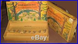 Vintage Paramount Christmas Tree Lights, Mazda Bulbs, Working Lamps, Original Box