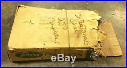 Vintage Peco 6 Aluminum Christmas Tree 6 1/2 Ft 91 Branches Box