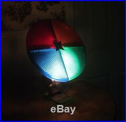 Vintage Penetray Color Wheel for Aluminum Christmas Tree with Box