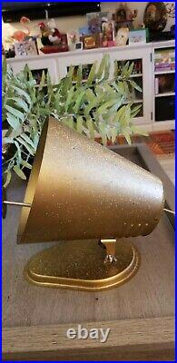 Vintage Restored Holly Time Aluminum Christmas Tree Color Wheel New Motor