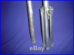 Vintage Silver Aluminum 6 FT Christmas Tree withTripod Stand & Original Box