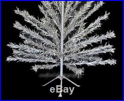 Vintage Star Band The Sparkler Aluminum Christmas Holiday 6' 49 Branch Tree