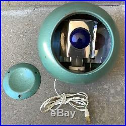 Vintage WONDER Rainbo Lite Color Wheel Aluminum Christmas Tree Eames Era RARE