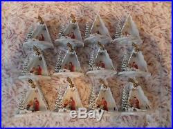 Vintage Woolworths Nativity Christmas Tree Lights Boxed Please Read