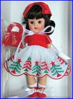 Vogue Reproduction 8 Ginny CHRISTMAS TREE Dress 2008 MIB LE 350