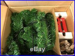 Vtg 1996 Gemmy Douglas Fir TALKING Singing Christmas TREE KIT Complete in Box