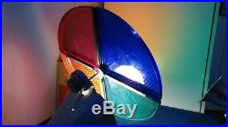 Vtg Penetray Motorized COLOR WHEEL for Aluminum CHRISTMAS Tree WORKING with Box