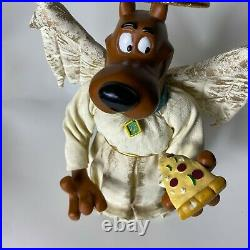 Vtg Rare Warner Brothers Store Exclusive Scooby Doo Angel Christmas Tree Topper